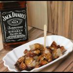 Jack Daniels Currywurst