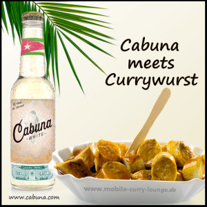 Cabuna meets Currywurst