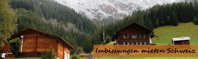 Imbisswagen mieten Schweiz