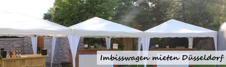 Imbisswagen mieten Düsseldorf