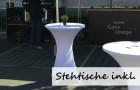 Stehtische mieten Bielefeld