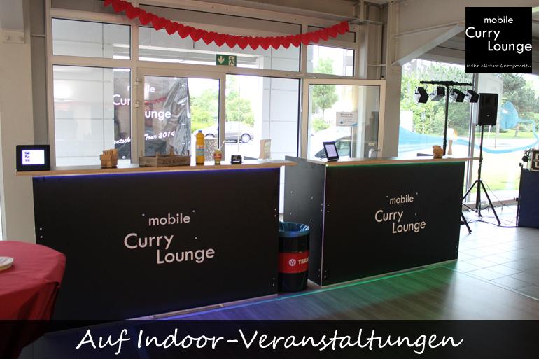 Einsatzbereich - Auf Indoor-Veranstaltungen