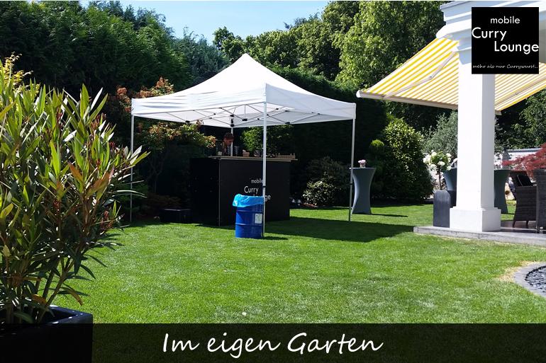 Einsatzbereich - Im eigen Garten