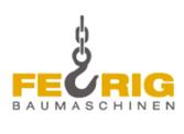 Feurig Baumaschinen GmbH - Logo
