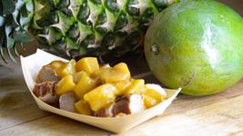 Vorschaubild Caribbean Currywurst