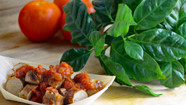 Vorschaubild Italien Currywurst